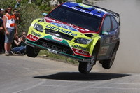 WRC-Sardaigne: Doublé pour Ford, Loeb est 4ème !