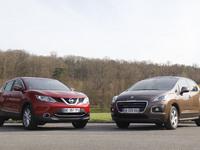 Comparatif vidéo - Nissan Qashqaï vs Peugeot 3008 : quand la copie surpasse l'original