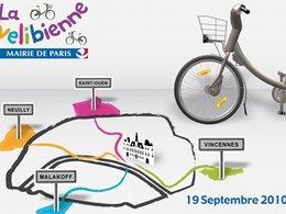 Vélo / Île-de-France : une grande randonnée à Vélib' organisée le 19 septembre 2010