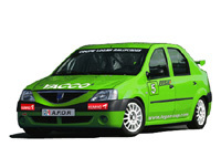 Rallycross: La coupe Logan confirmée