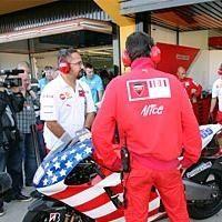 Moto GP - Ducati: Hayden les a déjà conquis