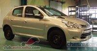 Citroën 206 pour la Chine... et pour nous ?!?!?