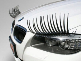 (Cara Week End) Des cils pour votre voiture