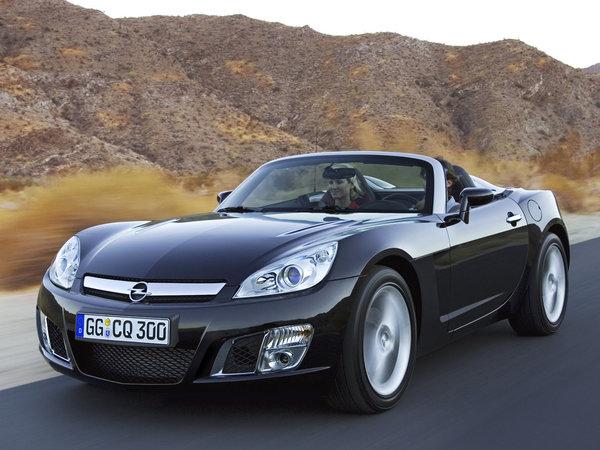 L'Opel GT de retour en concept ?