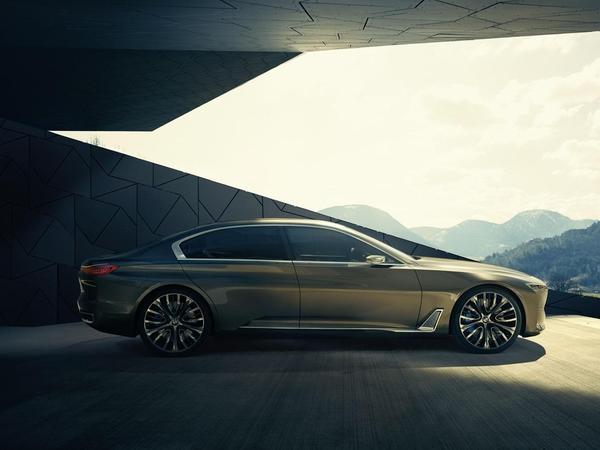 Une BMW Série 9 bientôt au programme ?