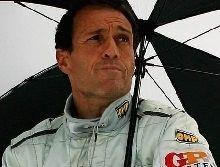 Actualité: le pilote de Formule 1 Andrea De Cesaris se tue en moto