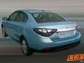 Scoop : voici la Renault Fluence chinoise