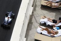 F1: Williams s'est inscrit au calendrier 2010 !