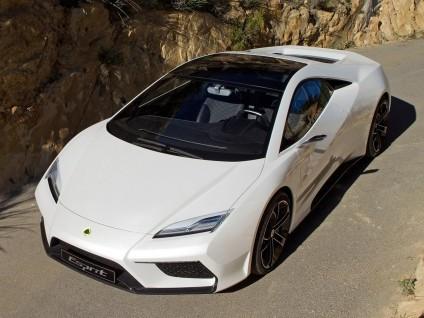 Future Lotus Esprit: paradoxale...