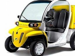 Mondial de Paris 2010 : zoom sur les véhicules électriques de La Poste