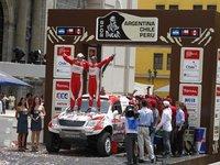 Dakar 2013: Al-Attiyah et Sainz y seront!