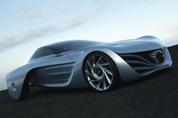 "Future Mazda RX-7 ""by Autocar"""