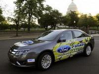 2 325 Km avec un plein: La Ford Fusion Hybrid l'a fait !