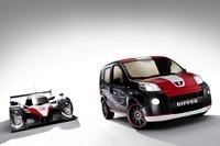 Salon de Bologne : Peugeot Bipper Beep Beep Concept