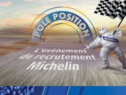 Mondial de Paris 2010 / stand Michelin : recrutements et  innovations technologiques au programme