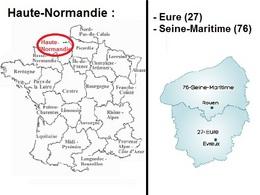 Où les radars flashent-ils le plus en Haute-Normandie ?