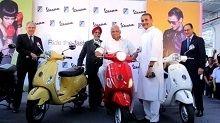 Actualité scooter - Economie: Un bilan mitigé pour Vespa en Inde