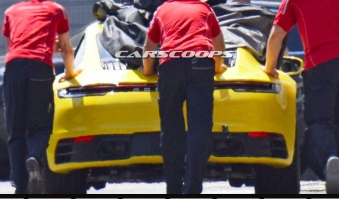 Porsche: la nouvelle 911 est prête