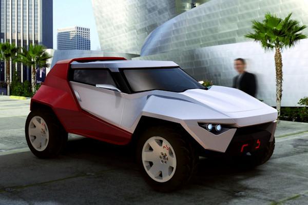 Fornasari Racing Buggy : le designer a changé