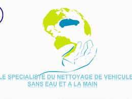 Mondial de Paris 2010 : le stand de la société SINEO, dédiée au nettoyage auto écolo