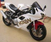 Voxan Café Racer : Transformation japonisante…