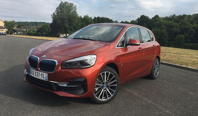 Essai vidéo - BMW Série 2 Active Tourer 2018 : mise à jour