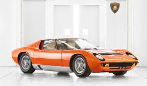 """Le """"Polo Storico"""" de Lamborghini de retour - Vidéo en direct du salon Rétromobile 2020"""