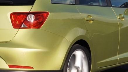 Seat Ibiza ST : à peu près comme ça
