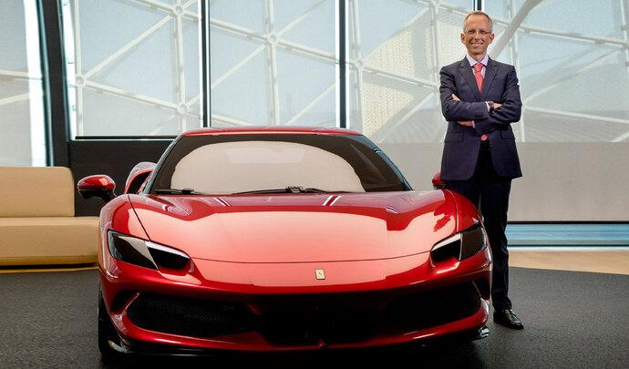 Les défis qui attendent Benedetto Vigna chez Ferrari