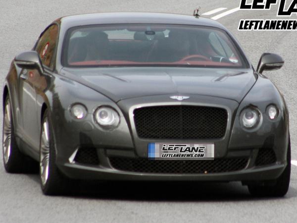 Mondial 2010 : nouvelle Bentley Continental GT en petite tenue