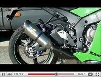 LeoVince SBK Evo II pour Kawasaki ZX-10R 2011 [vidéo]