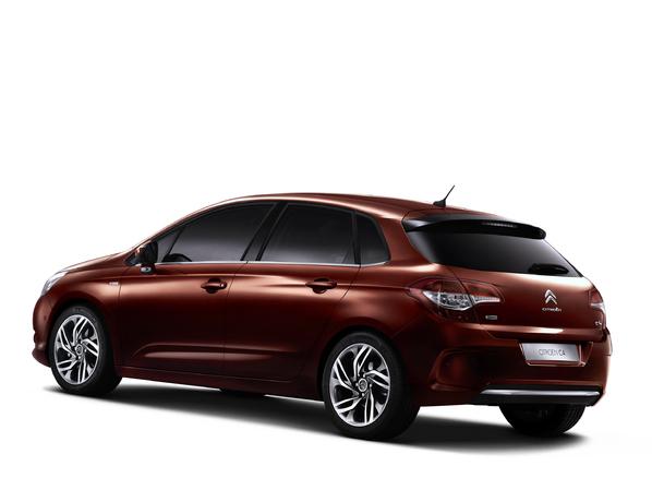 Nouvelle Citroën C4 : les tarifs