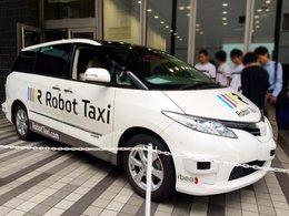 Les premiers taxis autonomes au Japon dès 2016