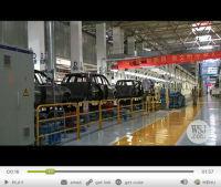 Visite de l'usine du constructeur chinois Chery (vidéo)