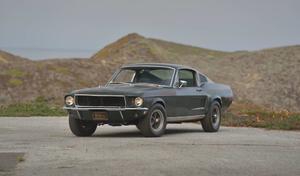 La Ford Mustang de Bullitt a trouvé preneur contre 3,7millions de dollars