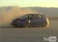 Vidéo : Nouvelle Subaru STi en action