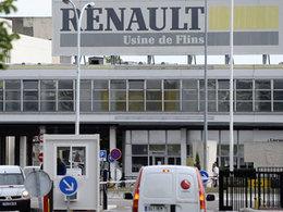 Renault sur le point de réduire l'activité à Flins ?