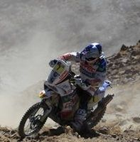 Dakar 2013 : Etape 6 Arica - Calama,  Francisco Lopez le héros local se replace