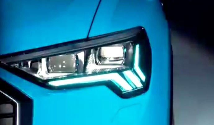 Audi tease le nouveau Q3