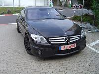 Future Mercedes CL 63 ou 65 by AMG ?