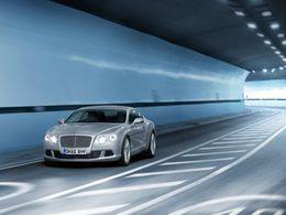 Mondial 2010 : la nouvelle Bentley Continental GT en avance