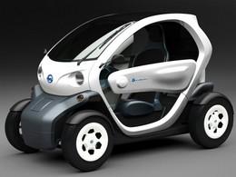 La Renault Twizy à la mode Nissan: maintenant en libre service...