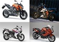 Quelle moto acheter avec le nouveau permis A2 ?