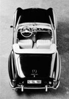 Restauration complète d'une Mercedes 190 SL