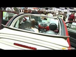 Genève 2009 : la Fiat 500 C