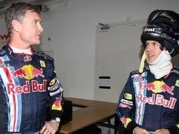 Coulthard au secours de Sebastian Vettel