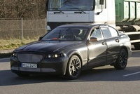 Future BMW Série 5 : le premier prototype !