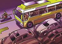 ADEME : 10 conseils pour chasser le gaspi en voiture. Le pétrole flambe : levez le pied !