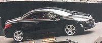 Future Peugeot 308 CC : les photos cachées !