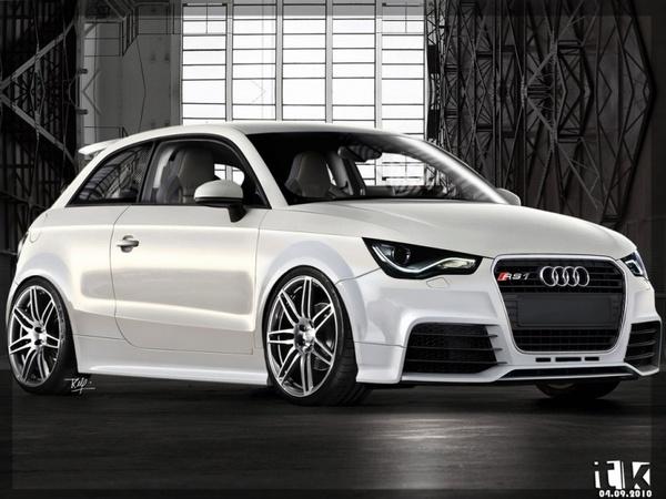 Soyons fous : L'Audi RS1 comme ça ?